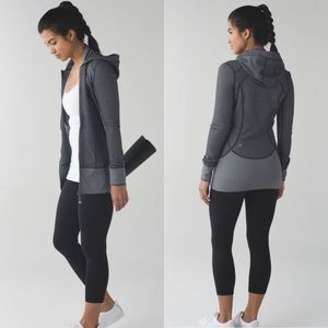 Lululemon | Daily Practice Herringbone Jacket 12